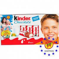 Kinder шоколад 100г