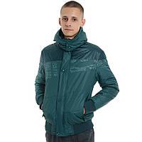 Чоловіча зимова куртка з капюшоном в Украине. Сравнить цены ca4528f14229d