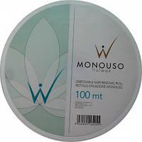 ItalWax, Бумага для депиляции в рулоне  100м, плот.100 (Италия)