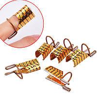 Багаторазові форми для нарощування нігтів (5 шт.)