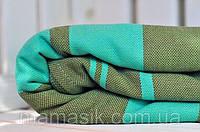 LITTLE FROG слинг-шарф Смарагд, фото 1