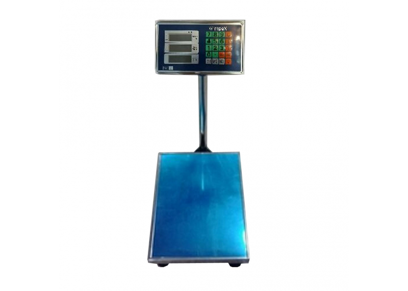 Электронные торговые весы Wimpex 350 kg 6v 40X50 VK
