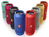 Портативная колонка JBL Charge2 беспроводная Bluetooth FM USB