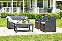 Комплект мебели EBELTOFT пластик серый M3763442
