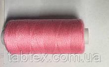 Нитка швейная 40/2 400ярд. D 103 розовый.