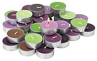 Свечи чайные ароматические IDAR 36шт M3915000