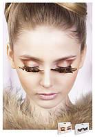 Реснички Brown Feather Eyelashes