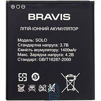 Аккумулятор Bravis Solo 1400 mAh AAAA/Original