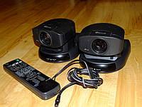 Камера робот Sony EVI-D30 комплект 2 шт + пульт ду RMT D30 PTZ