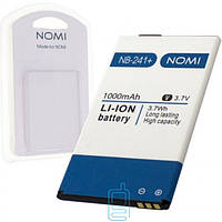 Аккумулятор NOMI NB-241+ для i241, i241+ 1000 mAh AAAA/Original в блистере