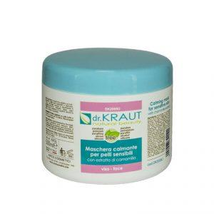 Dr.Kraut Detox & Tone mud algae and clay  Грязевая маска DETOX, 500 мл