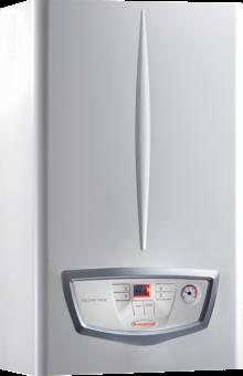 Газовый настенный котел Immergas Nike Mythos 24 2 E, дымоходный, 2 теплообменника, фото 2