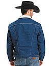 Джинсова чоловіча куртка з хутром Wrangler® р. 2ХЛ, фото 2