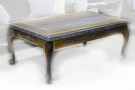 Журнальный столик из мореного дуба, фото 3