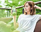 Силіконова пляшка для води 500 мл (зелений), фото 3