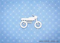 Чипборд Мотоцикл
