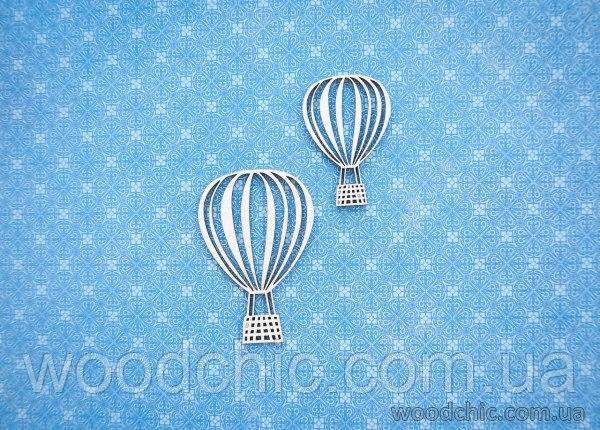 Чипборд Воздушный шар (мал.)