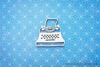 Чипборд Печатная (Пишущая) машинка