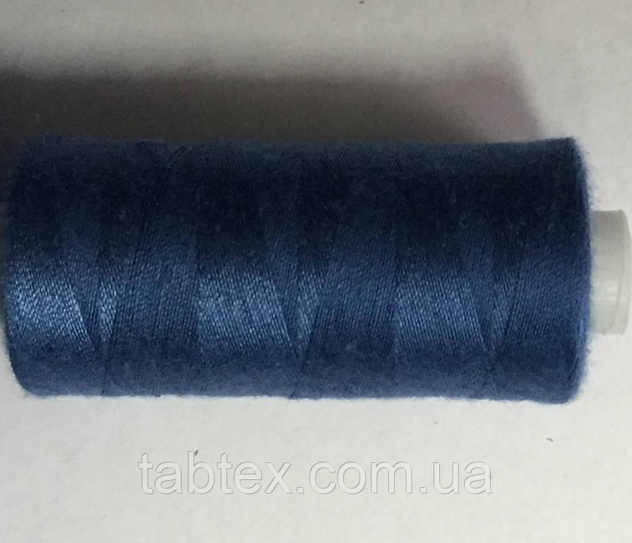 Швейна Нитка 40/2 400ярд. 312 D блакитний.