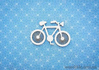 Чипборд Велосипед