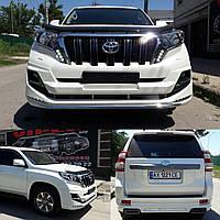 Комплект обвеса Toyota LC Prado 150 MODELLISTA 2