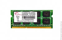 4GB SODIMM DDR2 PC2-6400 (800MHz) G.Skill (F2-6400CL6S-4GBSQ)