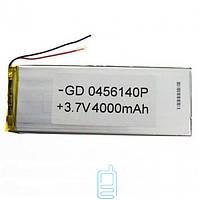 Аккумулятор GD 0456140P 4000mAh Li-ion 3.7V