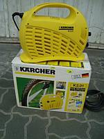 Мойка  высокого давления  «Karcher» новая, в упаковке, фото 1
