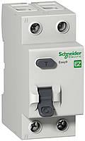 Дифференциальное реле Schneider Electric Easy9 2P 25А 30мА тип AC EZ9R34225