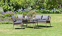 Комплект мебели INGSTRUP сталь/петан M3791100