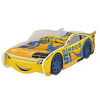 Детская кровать машина Dino 80 x 160 Baby Boo 100262