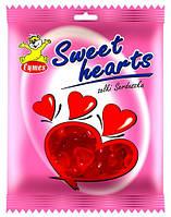 Cymes конфеты желейные Сердечки, 80 г