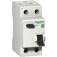 Дифференциальный автомат Schneider Electric Easy9 1P+N 16А 30мА тип AC (х-ка С) EZ9D34616