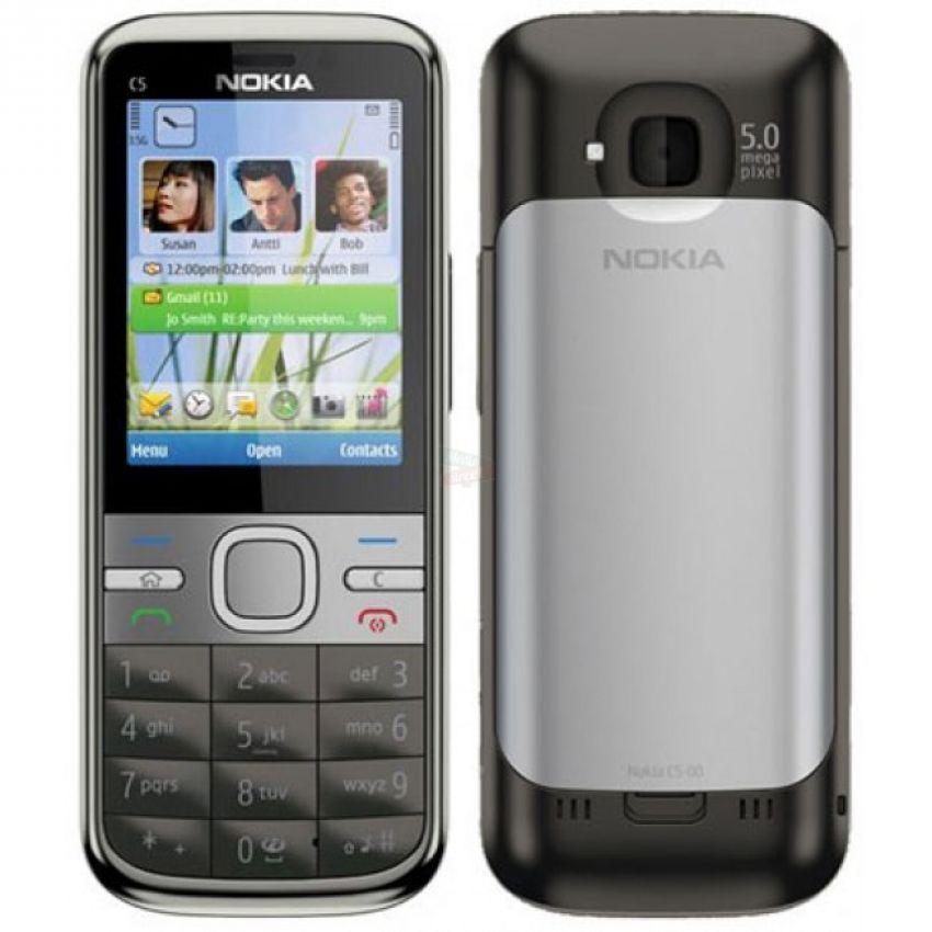 Мобильный телефон Nokia C5 (оригинал) Brown 1050 мАч
