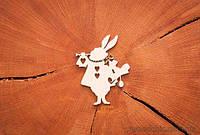 """Чипборд """"Белый Кролик"""""""