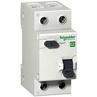 Дифференциальный автомат Schneider Electric Easy9 1P+N 10А 30мА тип AC (х-ка С) EZ9D34610