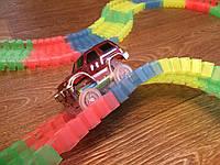 Детская гибкая дорога Magic Tracks 220 деталей, фото 1