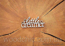 "Чипборд ""Little dreamer"""