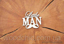 "Чипборд ""Little man"""