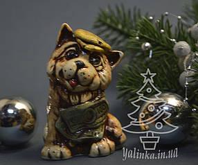 Cувенир керамический Собака с $ 1767