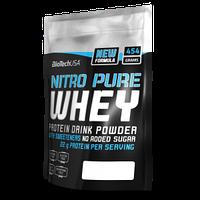 Протеин BioTech Nitro Pure Whey 454 g