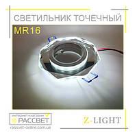 Встраиваемый потолочный светильник Z-Light ZA014 LED MR16