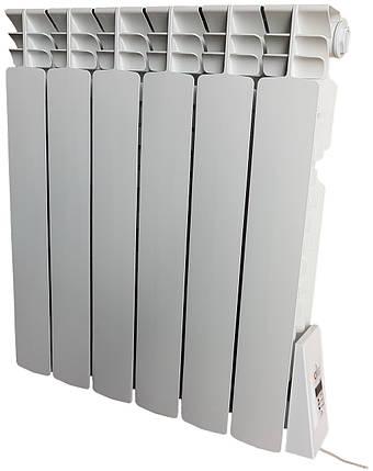 Электрорадиатор Эра 6 секций - отопление 12 кв.м, фото 2