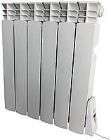 Электрорадиатор Эра 6 секций - отопление 12 кв.м
