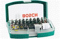 Набор бит Bosch, 32 шт + магнитный держатель