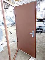 Двери технические (стальные)