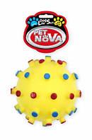 Игрушка для собак Зубной шарик PetNova 12 см