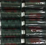 Швейна Нитка 40/2 400ярд. 572 D темно зелений, фото 2