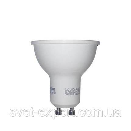 Лампа OSRAM STАR PAR16 35  120° 3W/840 GU10 светодиодная, фото 2