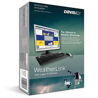 Davis 6510USB Программа WeatherLink  для метеостанции Vantage Pro2 и Vantage Vue (Davis Instruments), соединение USB